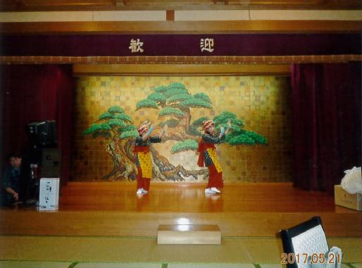 朝日舞踊会
